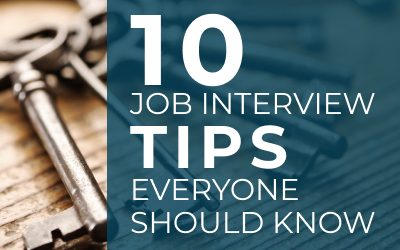 The Keys to Having a Successful Interview