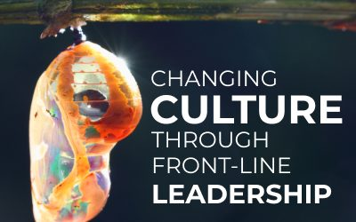 Changing Culture through Front-Line Leadership with Chris Van Gorder