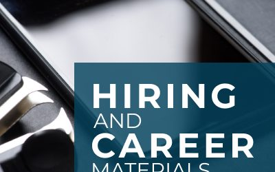 Hiring and Career Resources