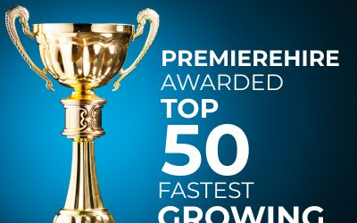 Premierehire Awarded Top 150 Fastest Growing