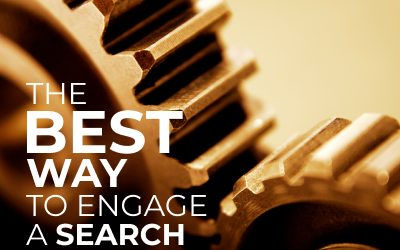 The Best Way to Engage a Search Agency