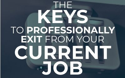 The Professional Exit