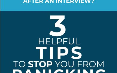 Not Hearing Back After an Interview? Don't Panic!